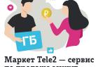 Биржа Теле2 Маркет